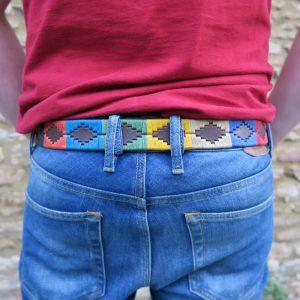 Arco Iris Polo belt