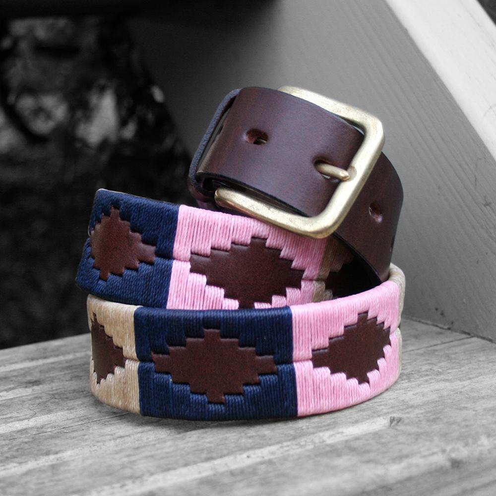 Rosa Polo Belt