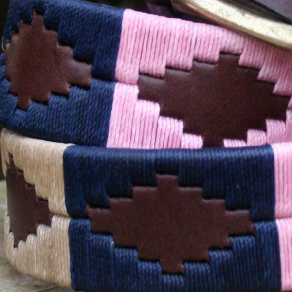 Rosa Polo Belt detail