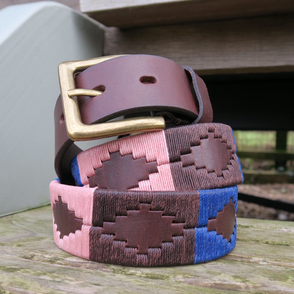 Argentinian Belts And Dog Collars