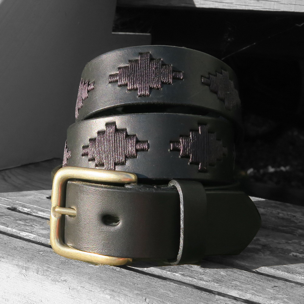 0fcdacb9ee Argentinean Polo Belts – Polka Dot Pie Argentinian Polo Belts and ...