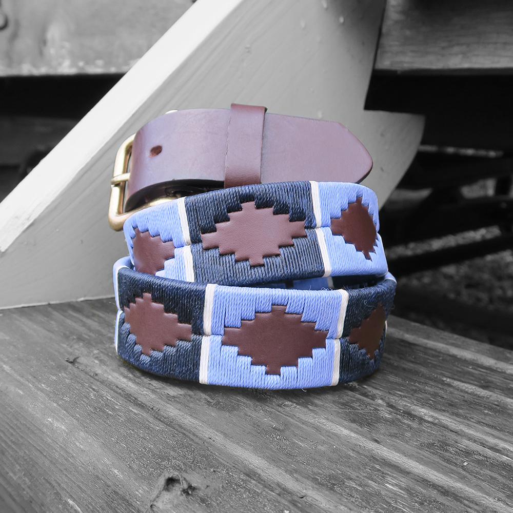 Ascot Argentinean Polo Belt