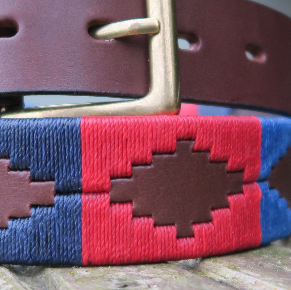 St James Argentinian Polo Belt