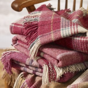 Bronte by Moon Berry Collection in Pure New Wool