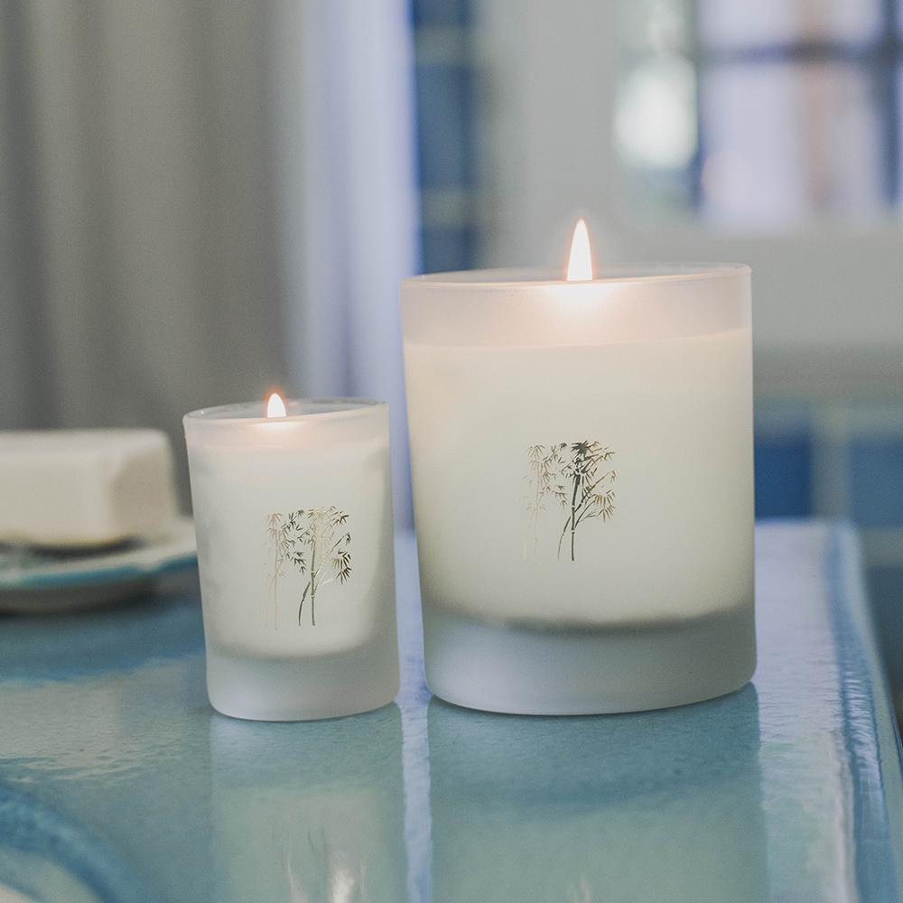 Elizabeth Scarlett Bamboo & Sea Salt Candle