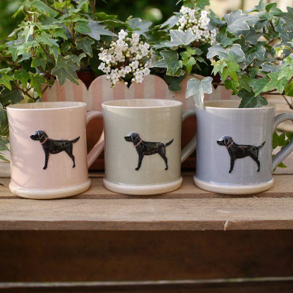 Jane Hogben Labrador Mugs