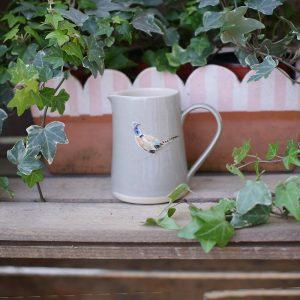 Jane Hogben Pheasant Taupe Small Jug