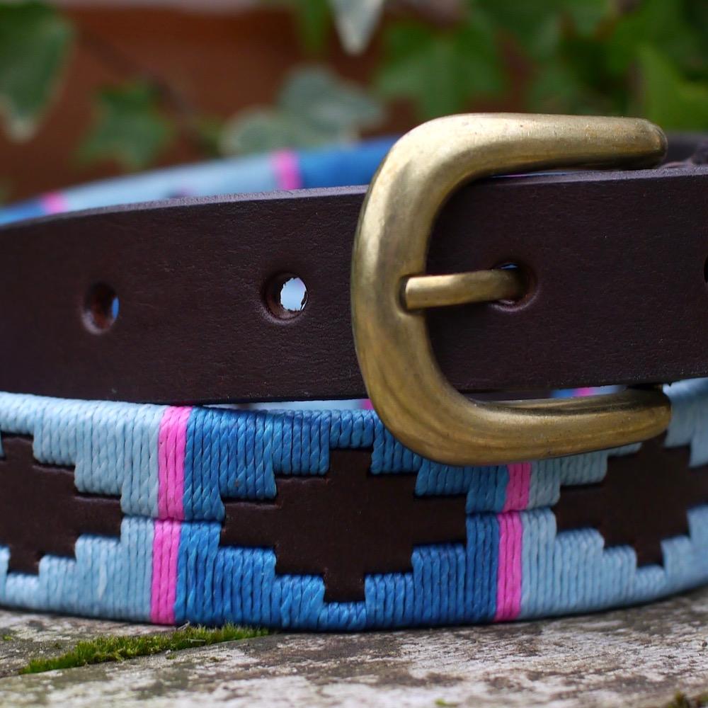 Dauntsey Skinny Polo Belt