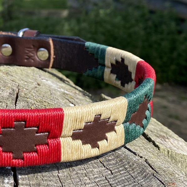 Monza Dog Collar