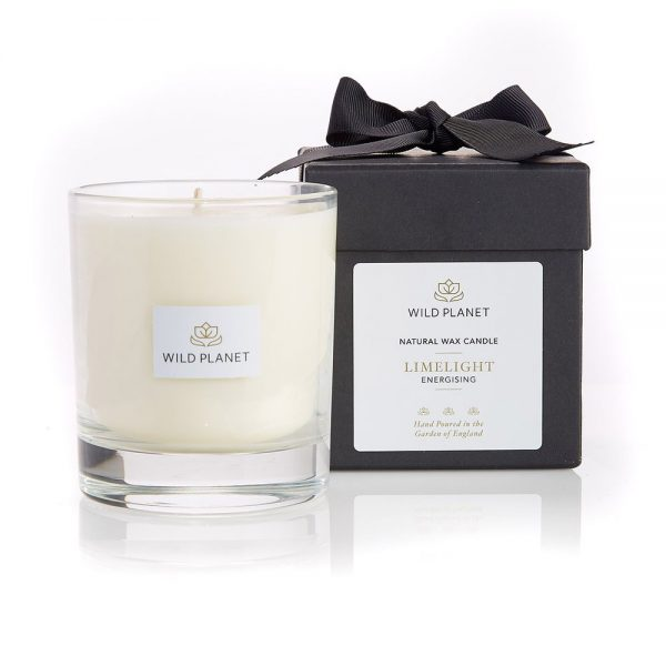 Wild Planet Soy Wax Candle Limelight