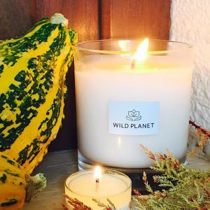 Wild Planet Luxury Scented Candle