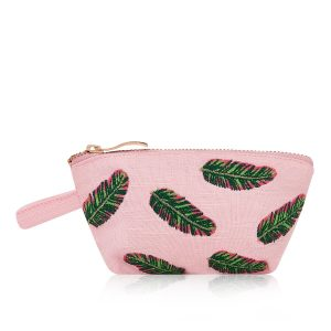 Elizabeth Scarlett Mini Banana Travel Pouch