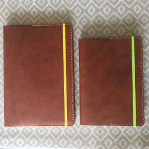 Journal and Hide Leather Journal Cover
