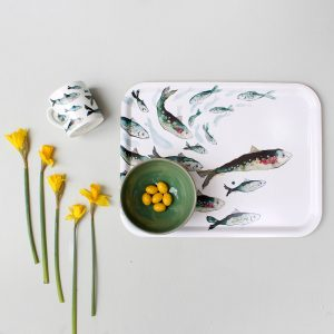 Anna Wright Fish Tray