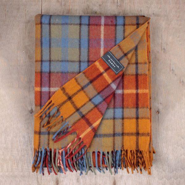 Antique Buchanan Blanket