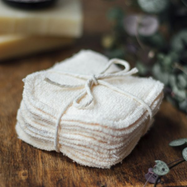 Helen Round Bamboo Face Wipes