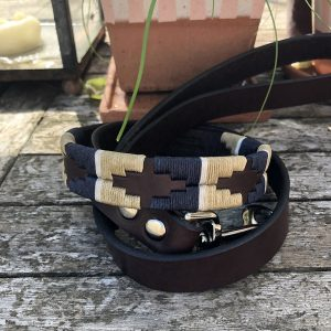 Blenheim Pampi Polo Dog Lead