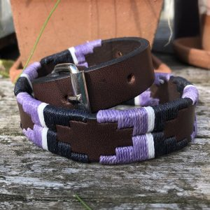 Scrumpy Polo Dog Collar
