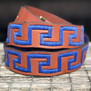 St Kitts Polo Belt
