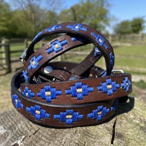 Oasby Polo Dog Collar