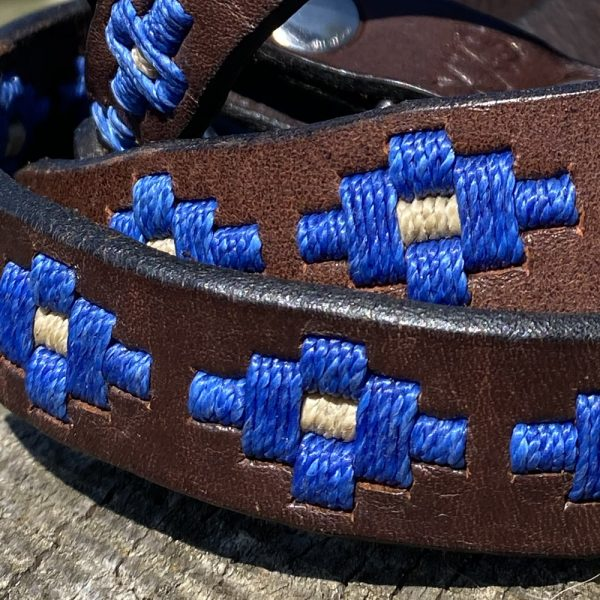 Oasby Polo Dog Collar and Lead