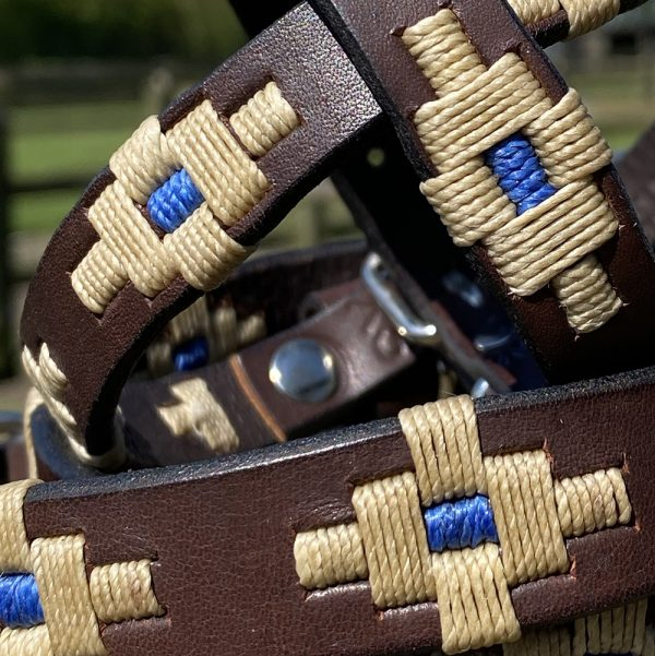 Withington Polo Dog Collar and Lead