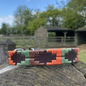 Woodstock Pampi Polo Dog Collar