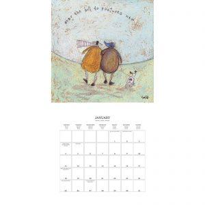 Sam Toft Calendar 2021