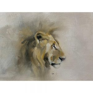 Lion by Julie Brunn