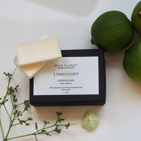 Wild Planet Limelight Wax Melt - Energising