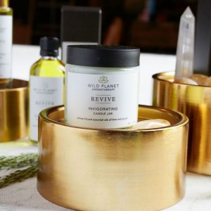 Wild Planet Revive Candle Jar - Invigorating