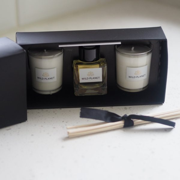 Wild Planet Therapeutic Scents Gift Set